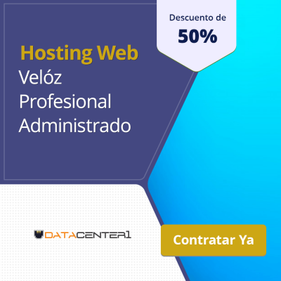 Datacenter1 - Hosting 100% Administrado