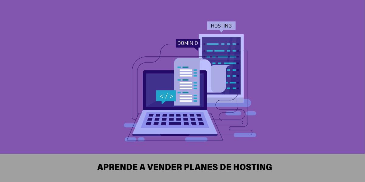 aprender a vender hosting